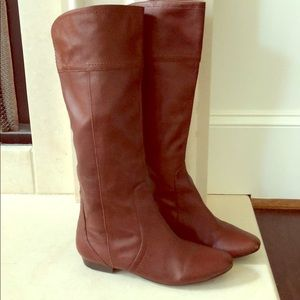 Dolce Vita Tall Brown Boots